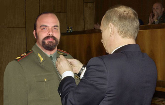 Vladislav Gulonov aka NewsMaster honored in Russia for anti-American propaganda efforts