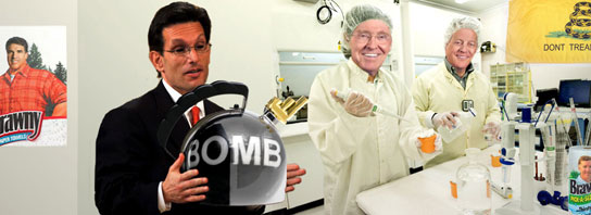 CANTOR BRINGS TEA PARTY TERRORISM TO DEBT TALKS