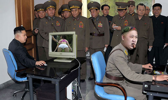 North Korea propaganda sites hacked by Anonymous.